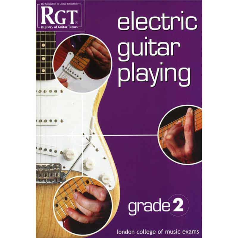 Rgt Electric Guitar playing Grade 2