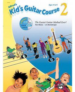 Kids Guitar Course Book 2