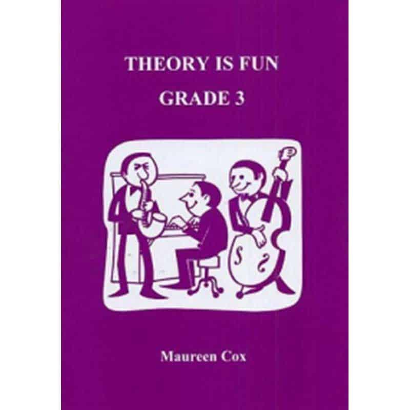 Theory Is Fun Grade 3 Maureen Cox