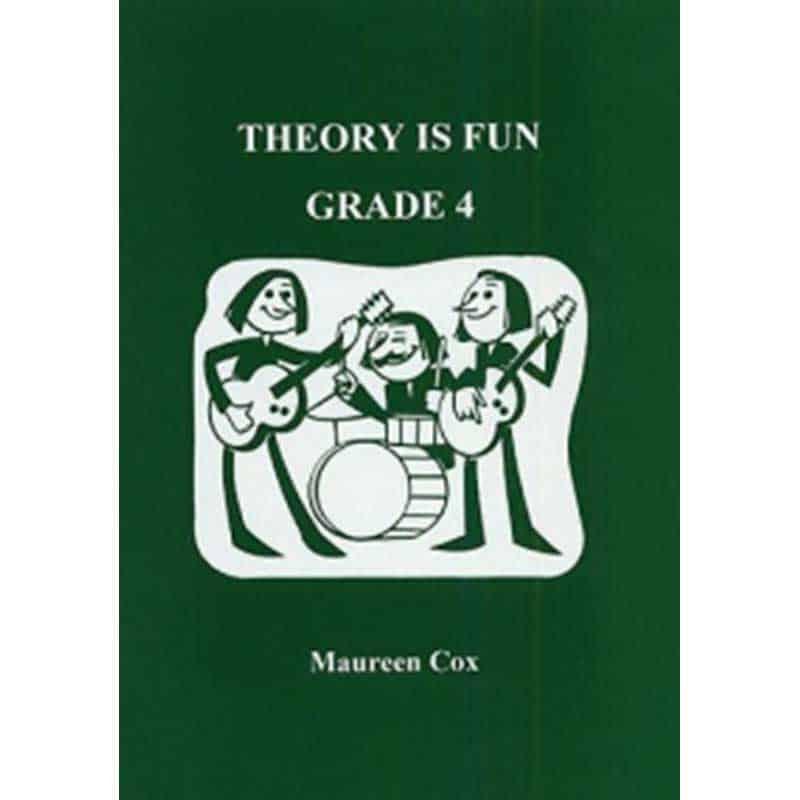 Theory Is Fun Grade 4 Maureen Cox