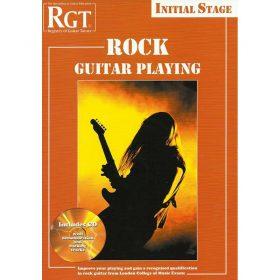 RGT Rock Guitar Playing Initial
