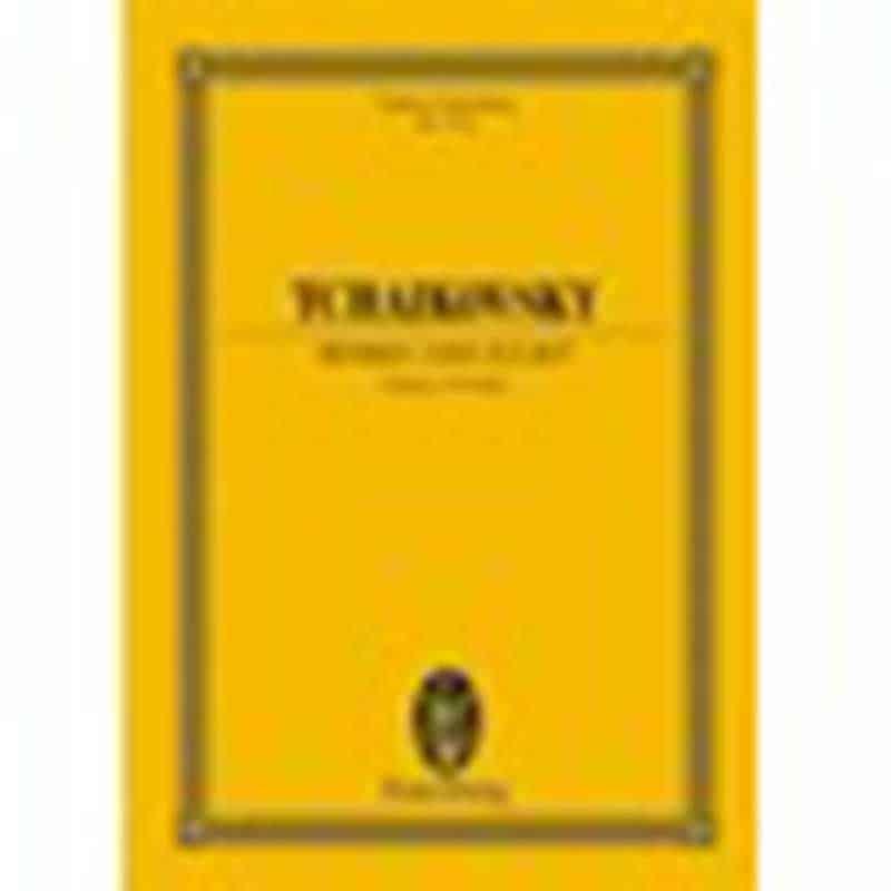 Tchaikovsky Romeo and Juliet Fantasy Overture