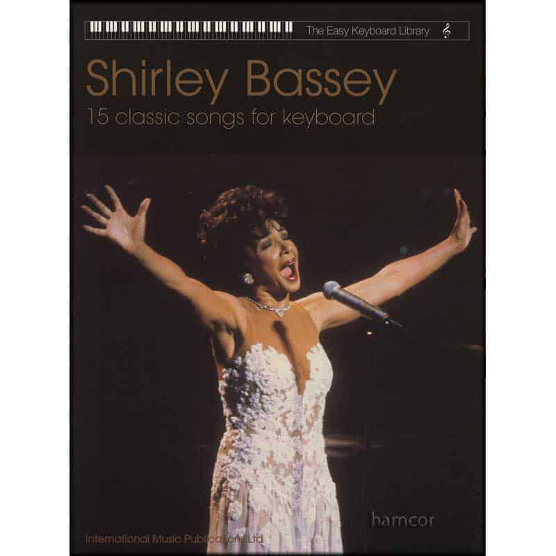 Easy Keyboard Library Shirley Bassey