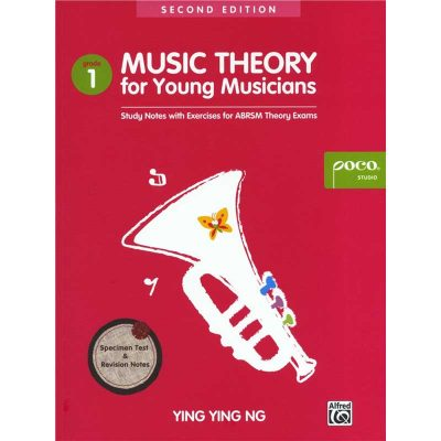 Poco Muisc Theory For Young Musicians Grade 1
