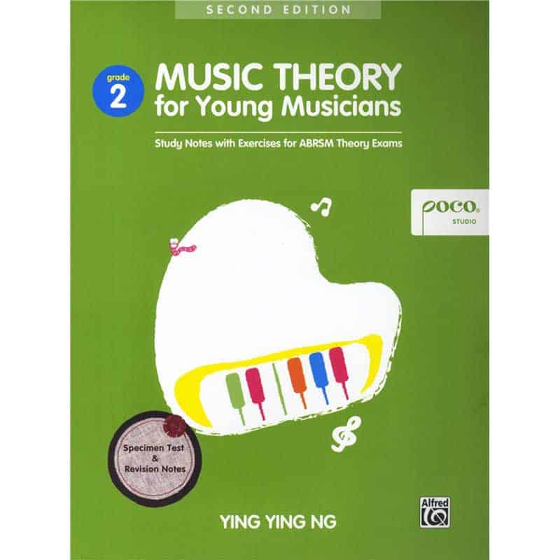 Music Theory For Young Musicians 2