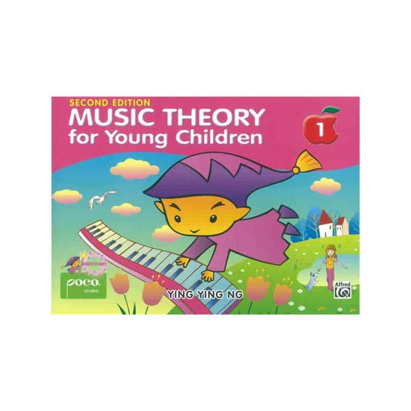 Music Theory For Young Children 1 Second Edt