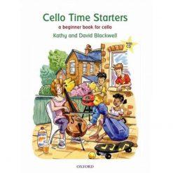 Cello Time Starters Book & Cd