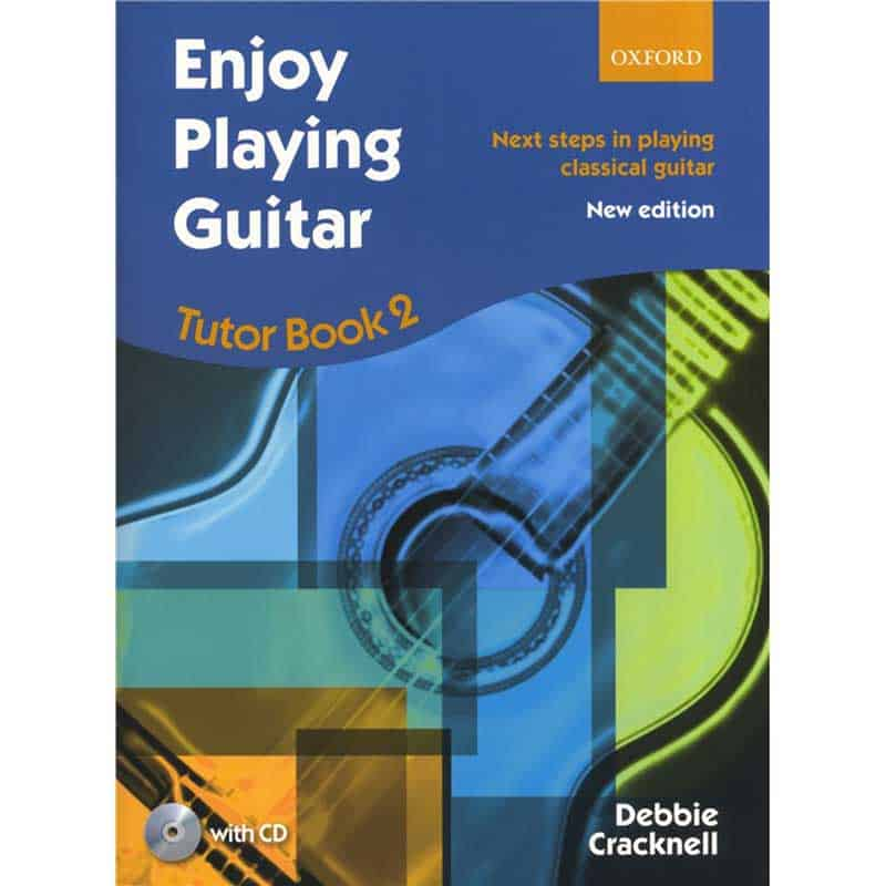 Enjoy Playing Guitar Book 2 & Cd