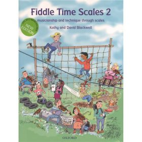 Fiddle Time Scales 2 Revised Edition