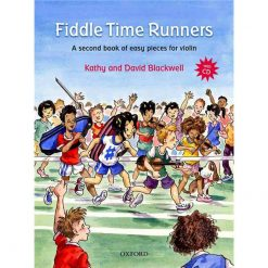 Fiddle Time Runners & Cd Bk 2 Revised