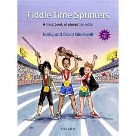 Fiddle Time Sprinters & Cd Revised Edt