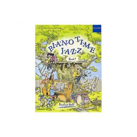 Piano Time Jazz Book 1