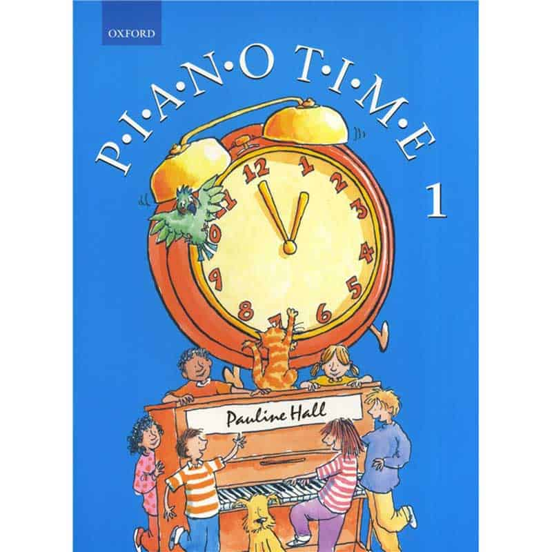 Piano Time Book 1 Pauline Hall