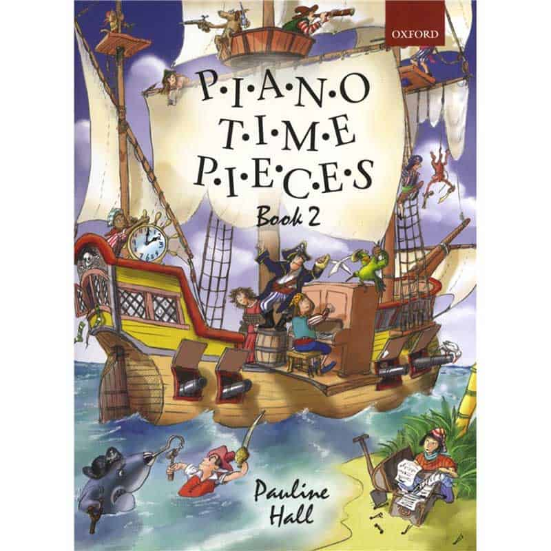 Piano Time Pieces Book 2 New Edition