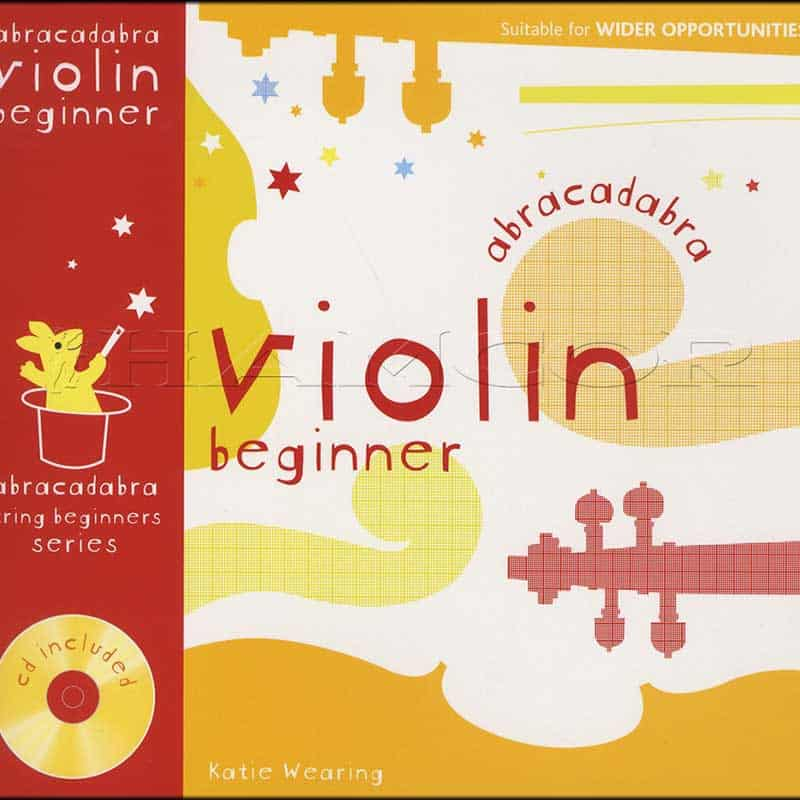 Abracadabra Violin Beginner with Cd