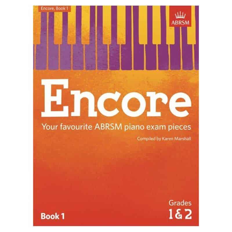 Encore Book 1