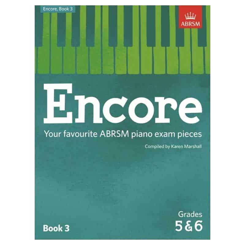 Encore Book 3
