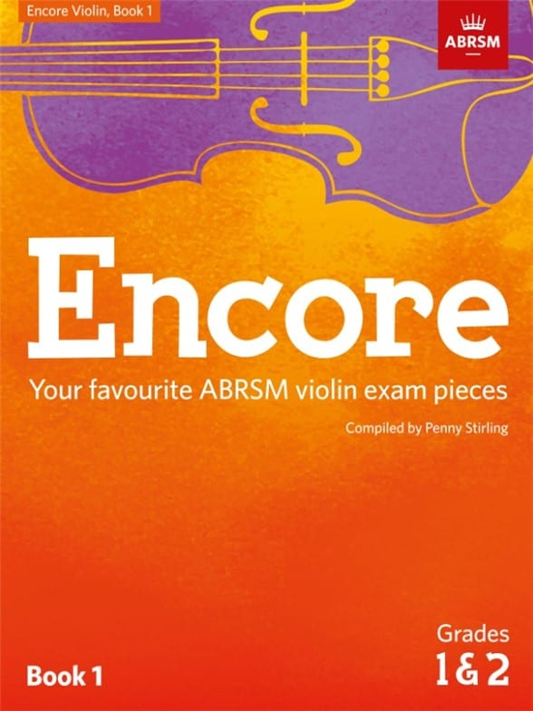 Encore Violin Book 1