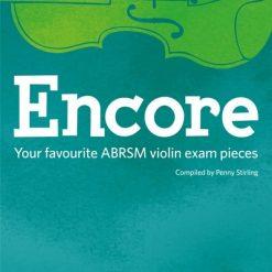 Encore Violin Book 3