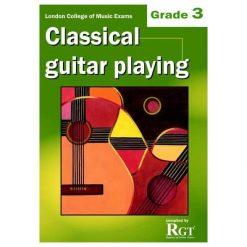 RGT Classical Guitar Grade 3 2008 - 2018