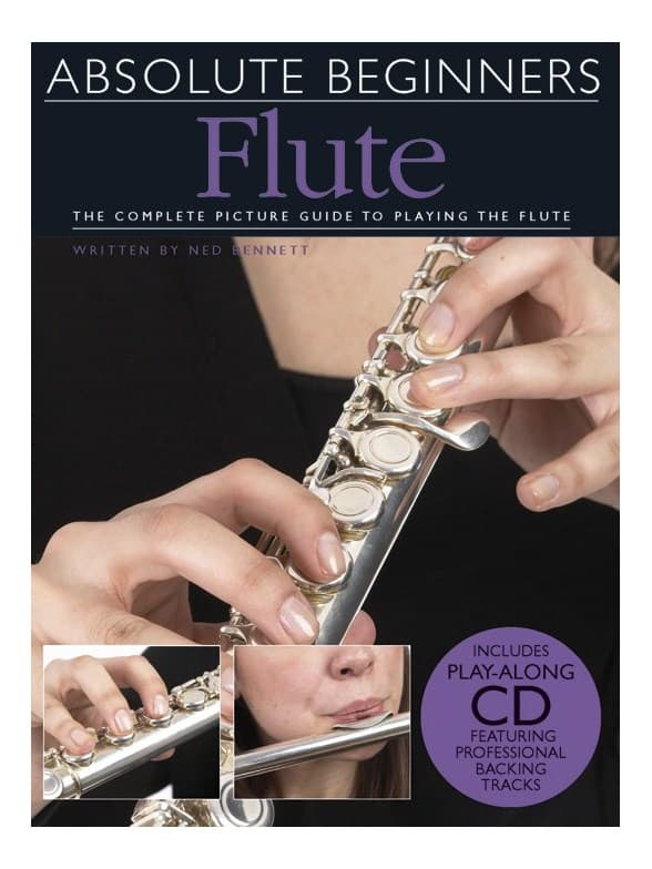 Absolute Beginners Flute & Cd