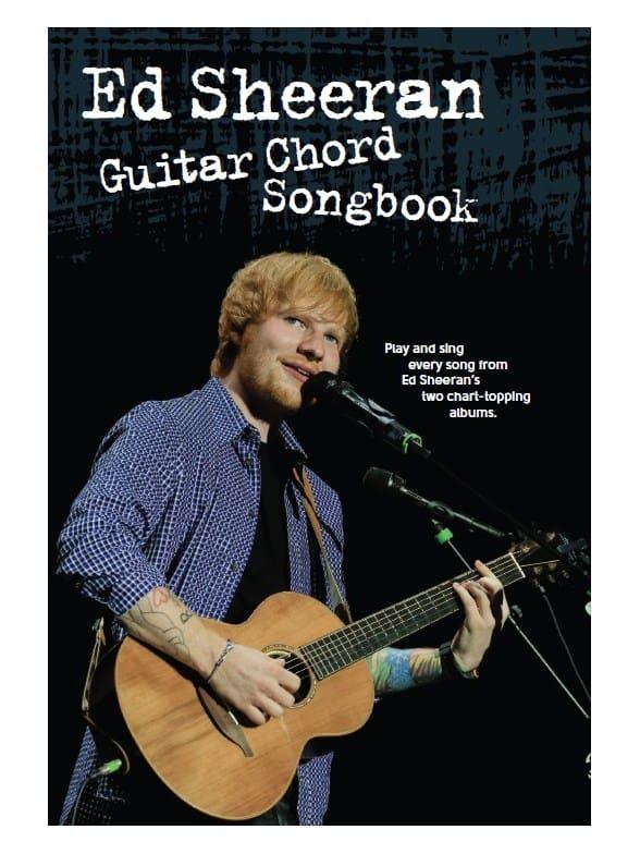 Ed Sheeran Chord Songbook - soundshop.ie