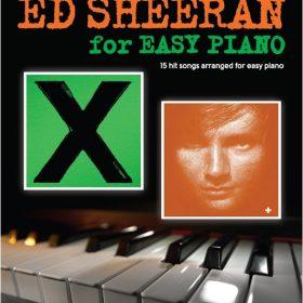 Ed Sheeran Best Of Easy Piano