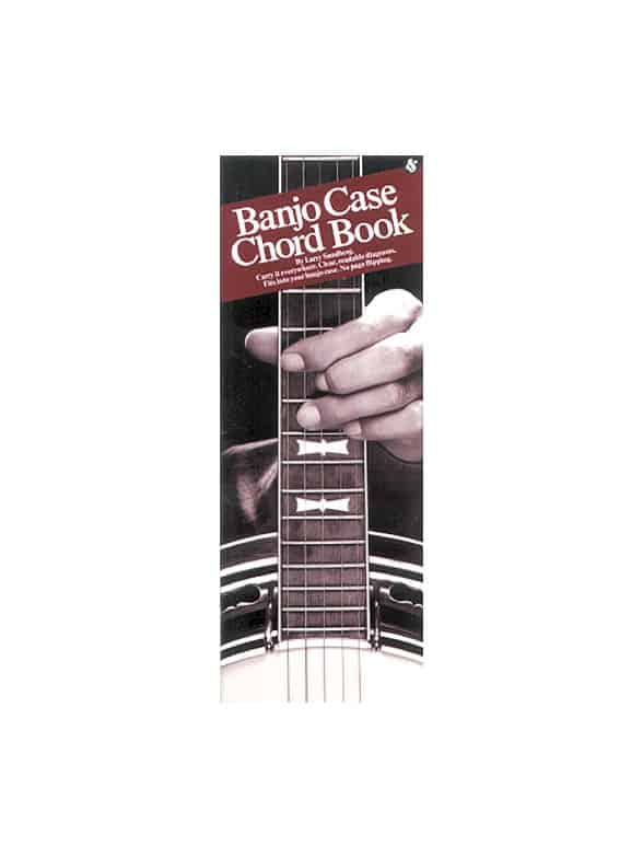 Banjo Case Chord Book