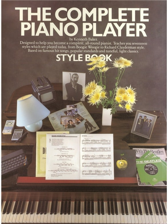 The Complete Piano Player: Bk. 4: Book 4