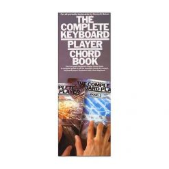 Complete Keyboard Player Chord Book