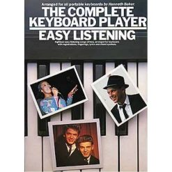 Complete Keyboard Player Easy Listening