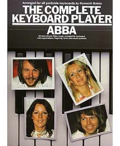 Complete Keyboard Player Abba
