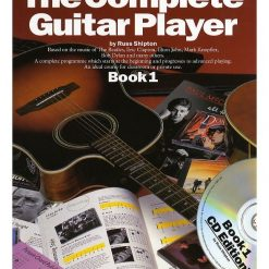 Complete Guitar Player Book 1 & Cd