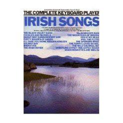 Complete Keyboard Player Irish Songs