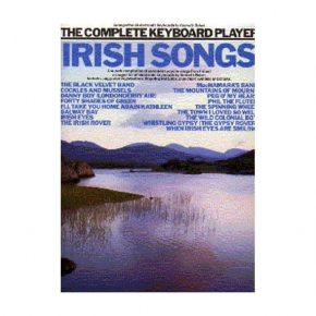 Complete Keyboard Player Irish Songs