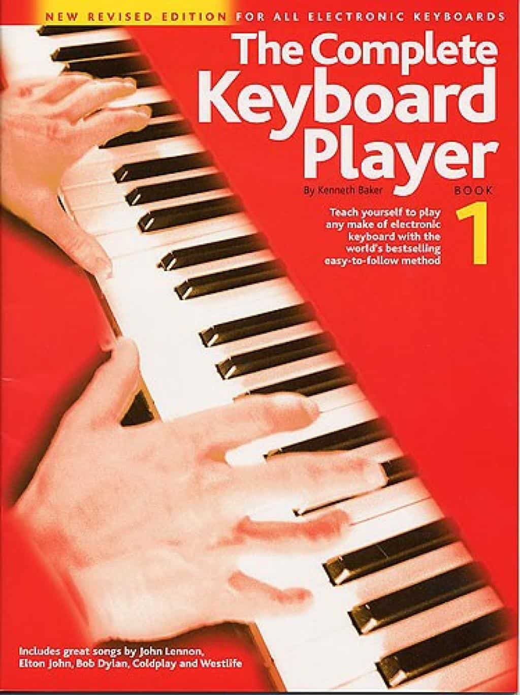 Complete Keyboard Player Book 1 New Edt
