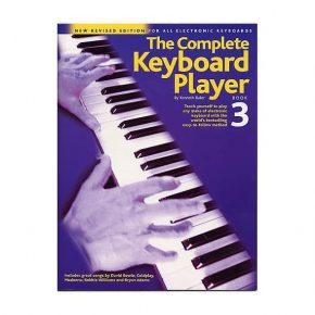 Complete Keyboard Player Book 3 New Edt