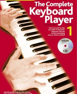 Complete Keyboard Player Book 1 Bk/Cd