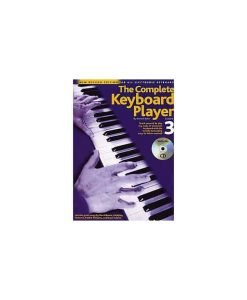 Complete Keyboard Player 3 and Cd