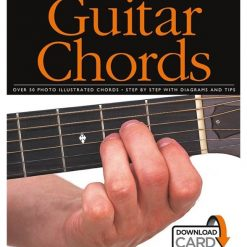 Absolute Beginners Guitar Chords Bk/DCard