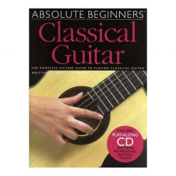 Absolute Beginner Classical Guitar