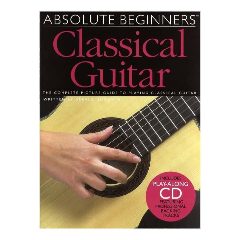 Absolute Beginner Classical Guitar