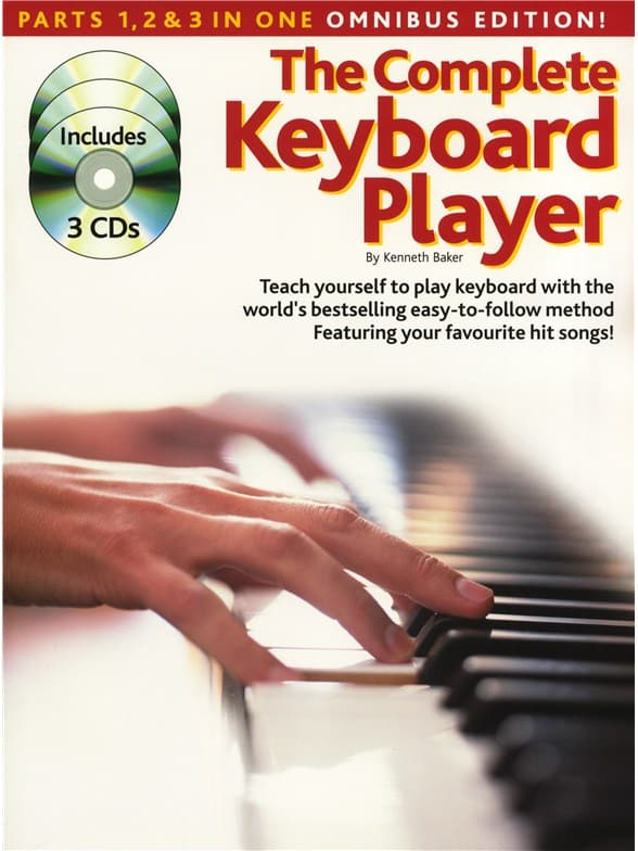 Complete Keyboard Player Omnibus