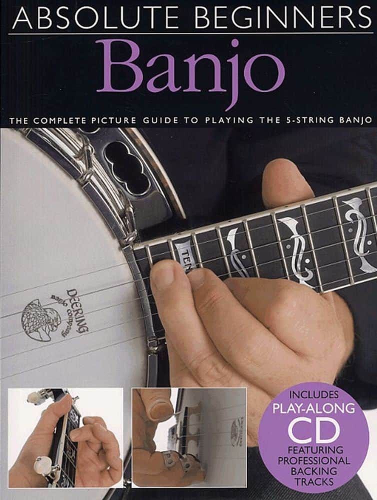Absolute Beginners Banjo and Cd