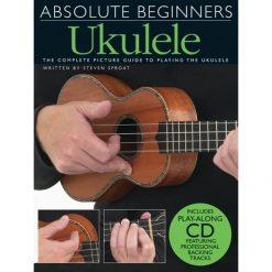 Absolute Beginners Ukulele Bk/Cd