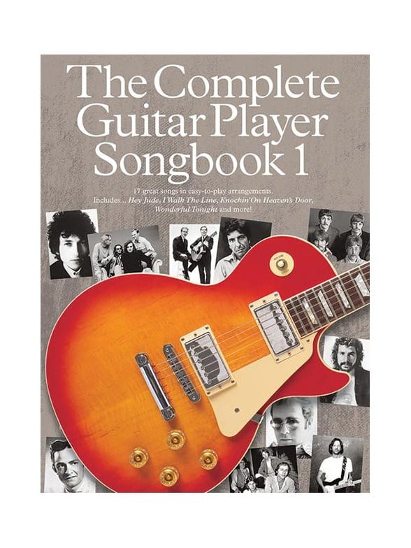 Complete Guitar Player Songbook 1 New Edt