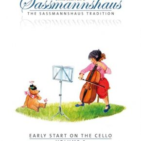 Early Start On the Cello Book 1