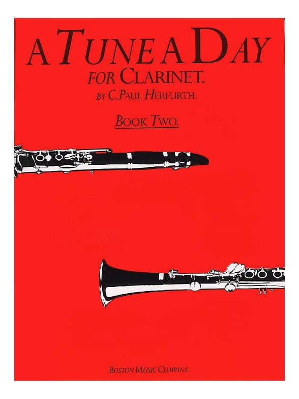 A Tune A Day For Clarinet Book 2