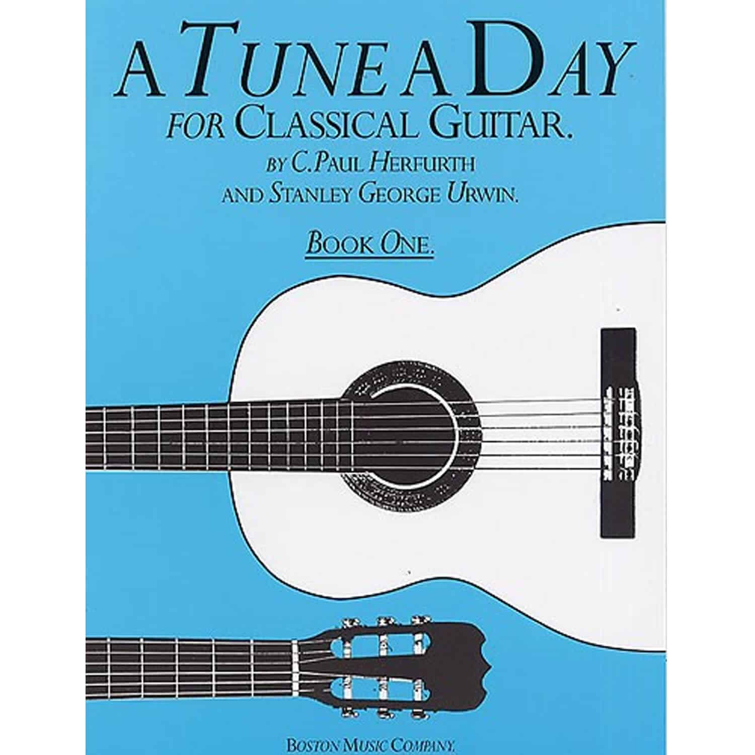 A Tune A Day Classical Guitar