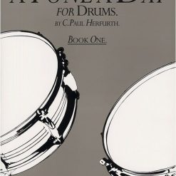 A TUNE A DAY FOR DRUMS BOOK 1